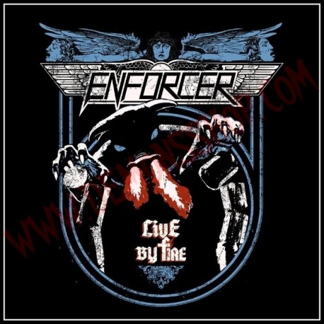DVD Enforcer - Live by fire