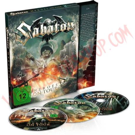 DVD Sabaton - Heroes on tour