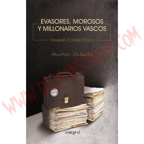 Libro Evasores, morosos y millonarios vascos
