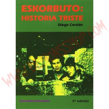 Libro Eskorbuto - Historia Triste