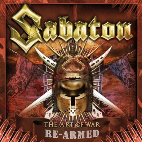 Vinilo LP Sabaton - The art of war