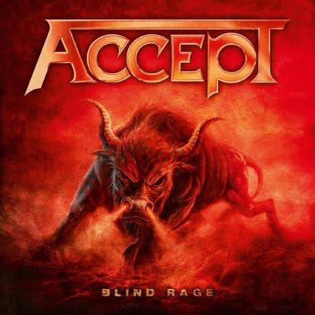 Vinilo LP Accept - Blind rage