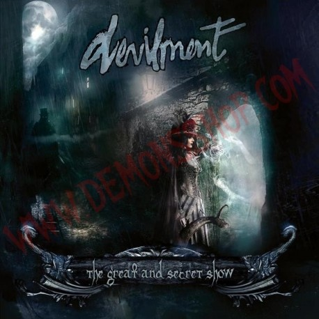 Vinilo LP Devilment - The great and secret show