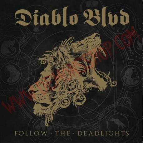 Vinilo LP Diablo BLVD - Follow the deadlights