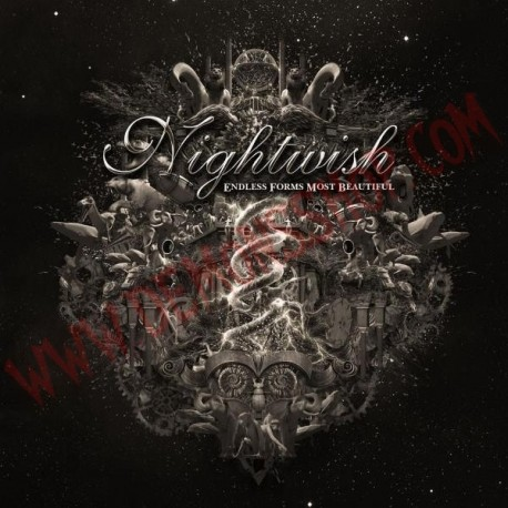 Vinilo LP Nightwish - Endless forms most beautiful