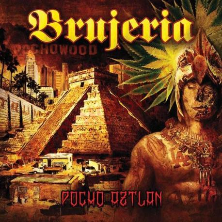 Vinilo LP Brujeria - Pocho Aztlan