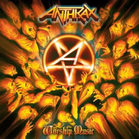 Vinilo LP Anthrax - Worship music