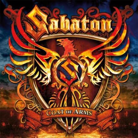 Vinilo LP Sabaton - Coat of arms