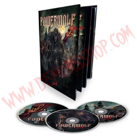 DVD Powerwolf - The metal mass live