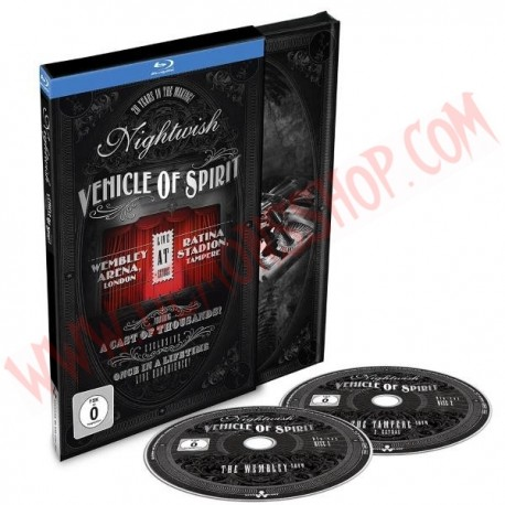 Blu-Ray Nightwish - Vehicle of spirit