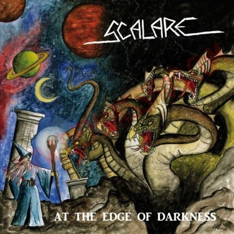 Vinilo LP Scalare - At the Edge of Darkness by