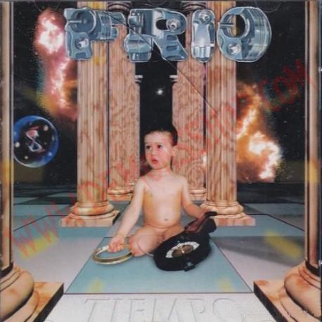 CD Frio - Tiempo