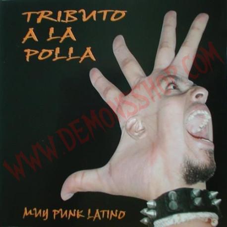 CD Tributo a la Polla Vol 2