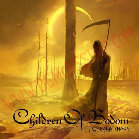 Vinilo LP Children of Bodom - I worship chaos