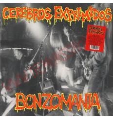 Vinilo LP Cerebros Exprimidos - Bonzomania