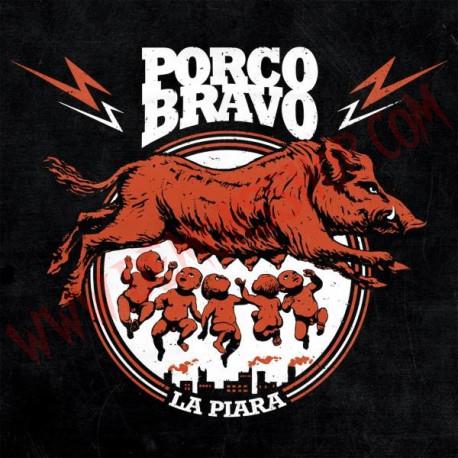 Vinilo LP Porco Bravo - La piara