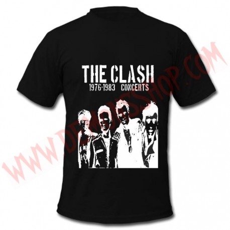 Camiseta MC The Clash