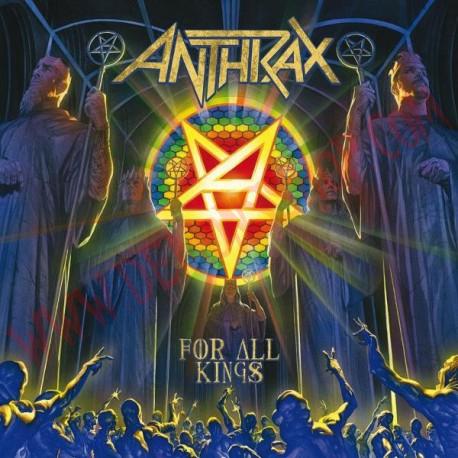 Vinilo LP Anthrax - For all kings