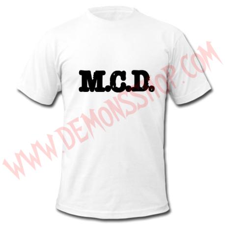 Camiseta MC MCD (Blanca)