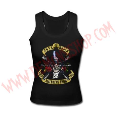 Camiseta Chica SM Guns N Roses