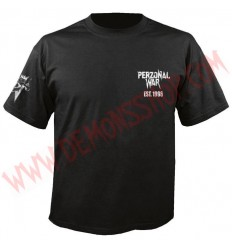 Camiseta MC Personal War