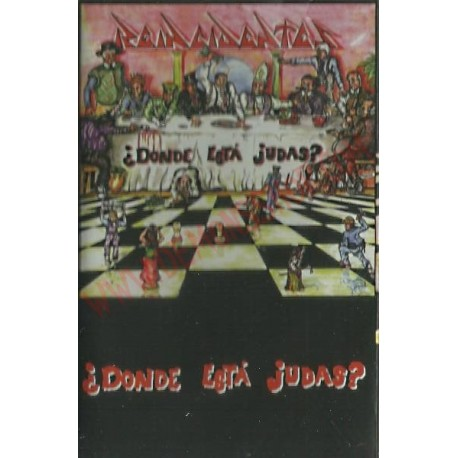Cassette Reincidentes - ¿Donde esta Judas?