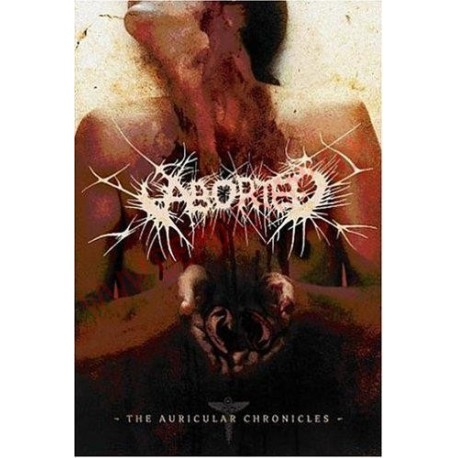 DVD Aborted - The auricular chronicles (Live)