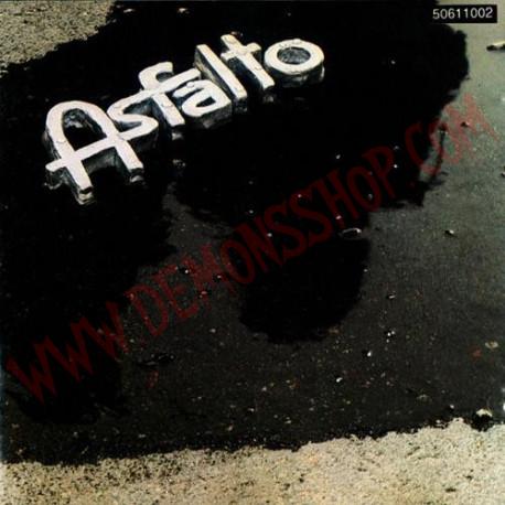 CD Asfalto - Al Otro Lado