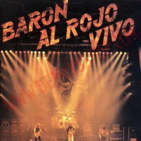 CD Baron Rojo - Barón Al Rojo Vivo