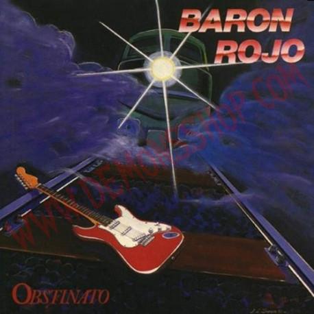 CD Baron Rojo - Obstinato