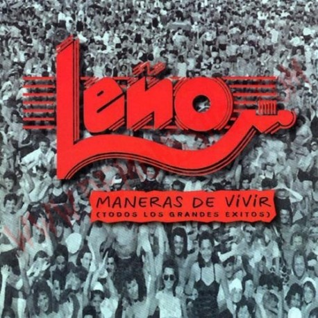 CD Leño - Maneras de vivir