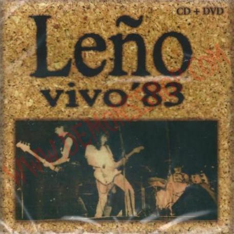 CD Leño - Vivo 83