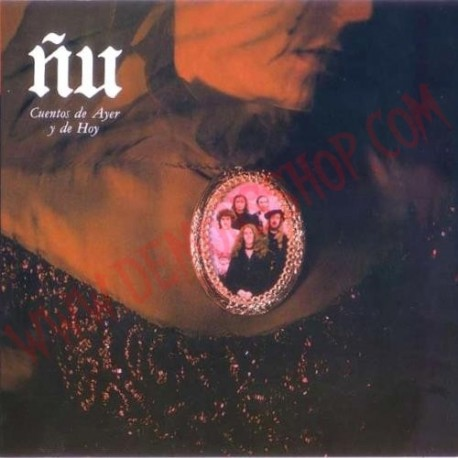 CD Ñu - Cuentos de ayer y de hoy