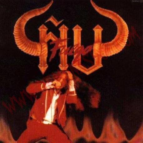 CD Ñu - Fuego