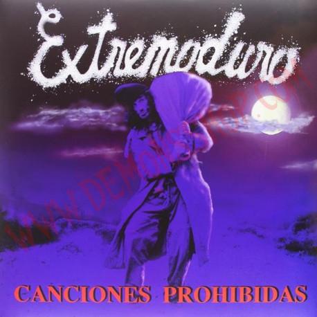 CD Extremoduro - Canciones Prohibidas