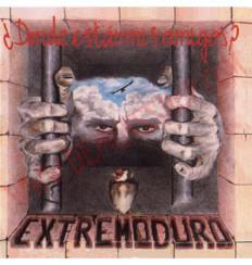CD Extremoduro - ¿Dónde Están Mis Amigos?