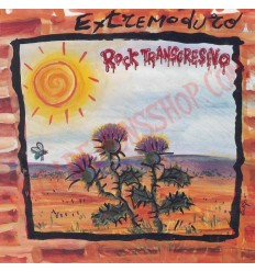 CD Extremoduro - Rock Transgresivo