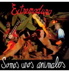 CD Extremoduro - Somos Unos Animales