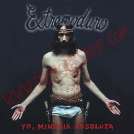 CD Extremoduro - Yo, Minoría Absoluta