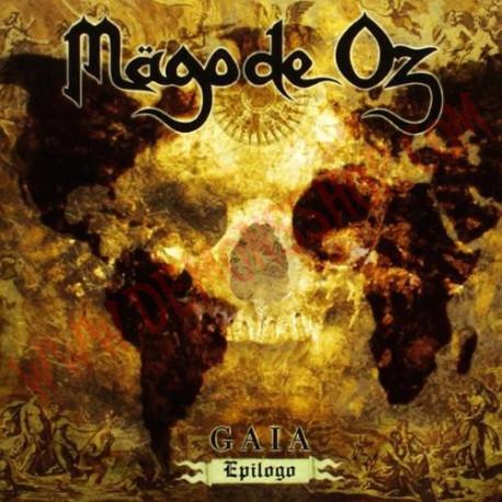 CD Mago de Oz - Epilogo