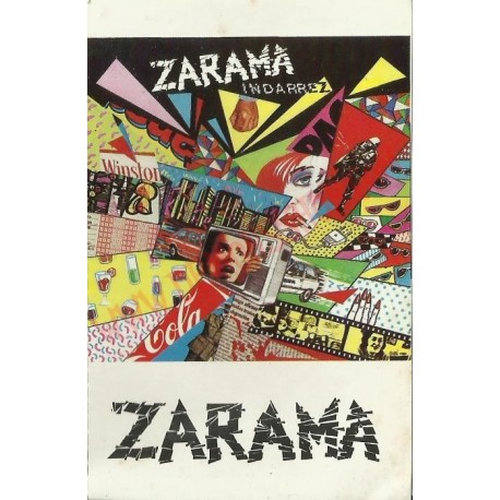 Cassette Zarama - Indarrez