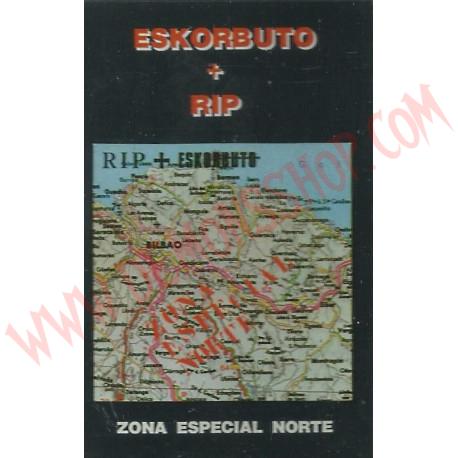Cassette Eskorbuto + RIP - Zona Especial Norte