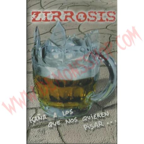 Cassette Zirrosis - Kaña A Los Que Nos Quieren Pisar
