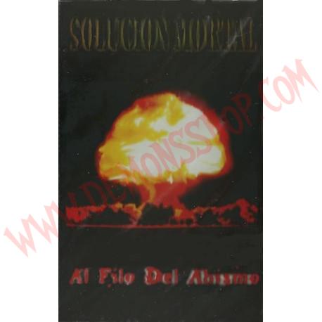 Cassette Solucion Mortal - Al Filo Del Abismo