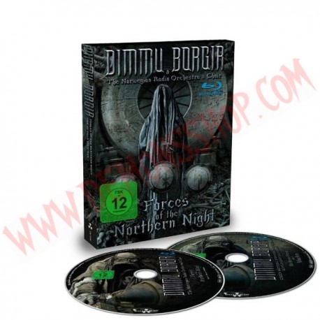 Blu-Ray Dimmu Borgir - Forces of the northern night