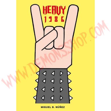 Libro Heavy 1986