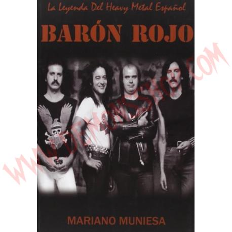Libro Baron Rojo. La Leyenda Del Heavy Metal Español