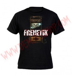 Camiseta MC Frenetik