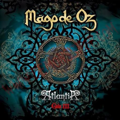 CD Mago de Oz - Atlantia - Gaia III