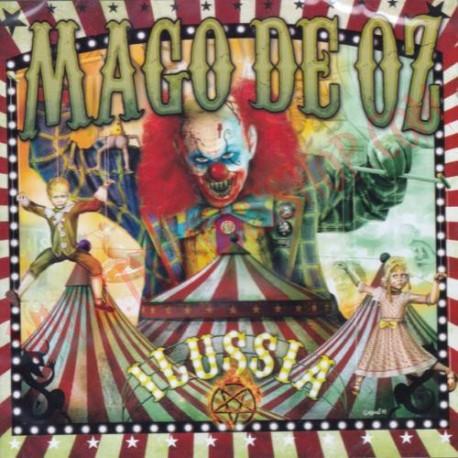 CD Mago de Oz - Ilussia